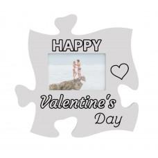 Rama foto de perete, Happy Valentines's Day, 15x10, vedere